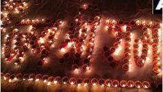 रामनगरी में दीपोत्सव: अयोध्या में मनाई जा रही महादीवाली, अद्भुत है नज़ारा, देखें PHOTOS