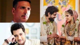 Rana Daggubati-Miheeka Bajaj Wedding: महेश बाबू से लेकर अक्षय कुमार ने ऐसेदी नवविवाहित जोड़े को शुभकामनाएं