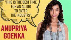 Asur की एक्ट्रेस Anupriya Goenka ने बताया अपनेफेवरेट डायरेक्टर का नाम, नेपोटिज़्म पर कही ये बात