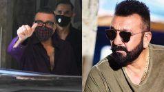 फिल्म इंडस्ट्री के लिए अच्छी खबर, संजय दत्त को अस्पताल से मिली छुट्टी, सामने आई तस्वीरें