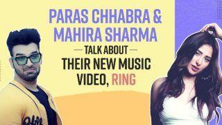 पारस छाबड़ा औरमाहिरा शर्मा के इस गाने ने मचाया धमाल, सुनिए शूटिंग की इनसाइड स्टोरी