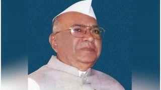 महाराष्ट्र के पूर्व सीएम शिवाजीराव पाटिल निलांगेकर का निधन, कई दिनों से एक निजी अस्पताल में चल रहा था इलाज