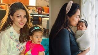 Postpartum Depression: Sameera Reddy, Soha Ali Khan And Others, Celebrities Who Experienced The Postnatal Struggle And Shared Their Stories