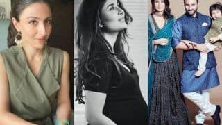 'Couldn't Resist'! Soha Ali Khan Congratulates Kareena Kapoor-Saif Ali Khan as They Expect Their Second Child