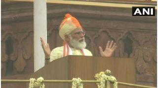 कोरोना वायरस से आत्मनिर्भर भारत तक, लाल किले की प्राचीर से PM मोदी के भाषण की 10 खास बातें...