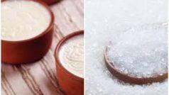 Benefits Of Curd & Sugar: रोजाना करें दही और चीनी का सेवन, फायदे जान उड़ जाएंगे आपके होश