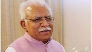 'No Procession, Cannot Disrupt Law And Order in Haryana': CM ML Khattar on Rahul Gandhi-led Congress Rally Over Farm Laws