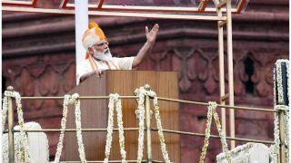 हेल्थ मिशन से नई साइबर नीति तक, स्वतंत्रता दिवस पर PM मोदी ने डेढ़ घंटे के भाषण में किए 10 बड़े एलान