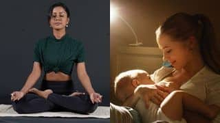 Yoga Instructor Shraddha Iyer on Yoga Asanas For Breastfeeding Mothers