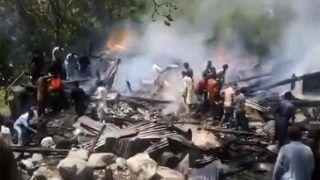 इंडियन आर्मी ने पीओके की लीपा वैली में आतंकी लॉन्चपैड तबाह किया? वीडियो-फोटो हुए वायरल