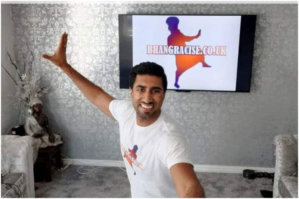 Indian Origin Dancer Bags Award From Uk Pm For Free Bhangra Fitness Lessons During Quarantine India Com