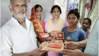 UP Dalit Family Becomes the First to Receive 'Prasad' From Ram Mandir Bhoomi Pujan