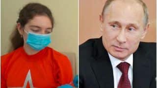 Fake News: The Girl Receiving Covid-19 Vaccine in This Viral Video is Not Vladimir Putin's Daughter!