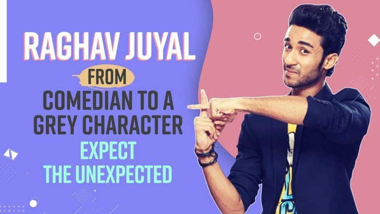 Raghav Juyal on Playing a Serious Character in Abhay 2