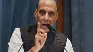 China's Attempts to Unilaterally Alter Status Quo a Violation of Past Agreements: Rajnath Singh Tells Parliament