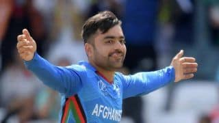 Rashid Khan Believes Afghanistan Have 'Talent And Skills' to Win T20 World Cup