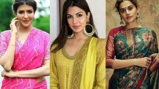 Taapsee Pannu Supports Rhea Chakraborty After Lakshmi Manchu Writes a Note Demanding 'Justice For Rhea' Against Witch-Hunting in Sushant Singh Rajput Death Case