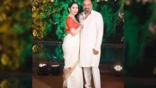 After Sanjay Dutt Diagnosed With Stage 3 Lung Cancer, Wife Maanayata Dutt Says 'We Need Strength And Prayers to Overcome This Phase'