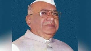 Former Maharashtra CM Shivajirao Patil Who Got Cured of COVID-19 Dies