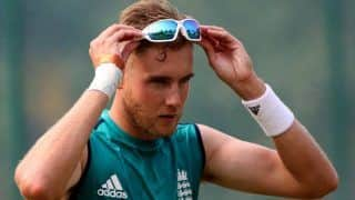 'He's Off The Christmas Card & Present List' - Broad's Hilarious Response After Being Fined by Father Chris For Send-Off
