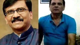 Sanjay Raut Reacts to The Legal Notice Sent by Sushant Singh Rajput's Family, Says 'Said Based on The Information I Have'