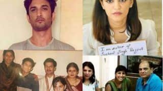 CBI For Sushant Singh Rajput: Late Actor's Father And Sisters Are Happy With SC's Verdict