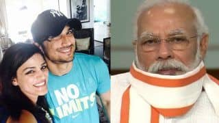 Sushant Singh Rajput's Sister Shweta Singh Kirti Writes to PM Narendra Modi, Says 'My Brother Had no Godfather'