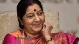 'Forever in Our Hearts': Twitter Fondly Remembers Sushma Swaraj on Her First Death Anniversary