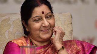 Sushma Swaraj's Statue to be Installed in Vidisha: MP CM on Former EAM's Birth Anniversary