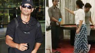 Viral Video in Sushant Singh Rajput Case: Sister Priyanka Singh Scolds Staff For Money Transfer