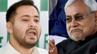 तेजस्वी का नीतीश कुमार पर आरोप, बोले- सीएम चाहे बाढ़ हो या कोरोना हर समस्या को भगवान भरोसे ही छोड़ देते हैं