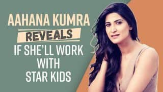 Watch: Aahna Kumra Says 'I Feel Bad For Star-Kids', Read on