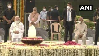 Vajpayee 2nd Death Anniversary: India Will Always Remember You, PM Modi Pays Homage