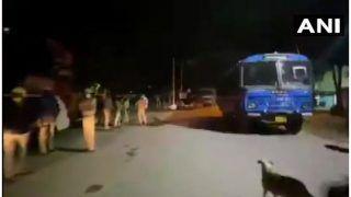 फेसबुक पोस्ट को लेकर बेंगलुरू में हिंसा, पुलिस फायरिंग में दो की मौत, 60 घायल