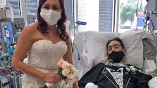 'Covid-19 Can't Stop Love': Texas Man Marries Fiancee in Hospital While Getting Treated For Coronavirus