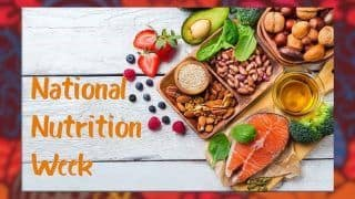 National Nutrition Week 2020: Health Experts Shed Light on Nutrient Deficiencies in Women, Kids