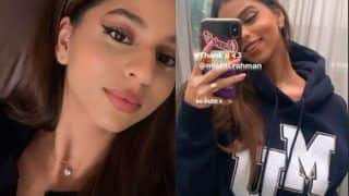 Suhana Khan's Transformation From Hoodie to Glam Chic Look is Mesmerising, Pictures Go Viral