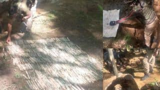 आर्मी ने 52 किलो विस्फोटक बरामद करके कश्मीर में पुलवामा जैसा बड़ी आतंकी हमला टाला