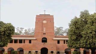 Delhi University Admissions 2020: St Stephen's College Declares First Cut-Off, 99.25% For Economics Hons