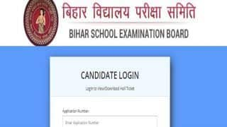 BSEB Bihar Board Inter Admit Card 2021 Released at Official Website   Here's How to Download