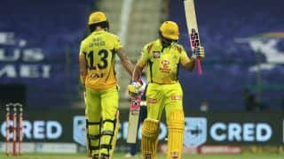 IPL 2020 MI vs CSK Match Report: Ambati Rayudu, Faf du Plessis Power Chennai Super Kings to Clinical Five-wicket Win vs Mumbai Indians in Tournament Opener in Abu Dhabi