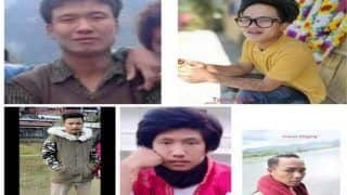 PLA Hands Over 5 Indians Who Went Missing From Arunachal
