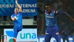 IPL 2020: दिल्ली के कप्तान अय्यर ने कहा- भाग्यशाली हूं कि रबाडा और नॉर्टर्जे जैसे गेंदबाज टीम में हैं