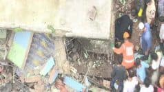 Bhiwandi Building Collapse: Death Toll Rises to 10, Several Still Feared Trapped; Rescue Ops Underway
