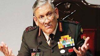 India-China LAC Tension: सीडीएस बिपिन रावत ने कहा-चीन की हरकतों से समुचित तरीके से निपटने में सक्षम हैं भारत