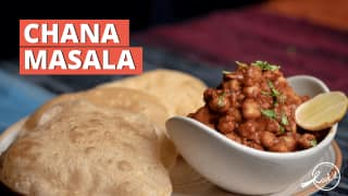 Watch: This Chana Masala Recipe is Just The Best, Treat Your Tastebuds Now!