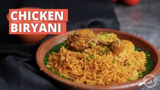 Watch: This is a Must Try Recipe For All You Chicken Biryani Lovers!