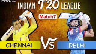 MATCH HIGHLIGHTS Dream11 IPL 2020, Match 7 CSK vs DC: Dhoni Flops; Shaw, Rabada Star as Delhi Capitals Beat Chennai Super Kings by 44 Runs