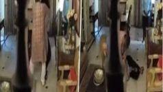 शर्मनाक: DG रैंक के अफसर ने बेरहमी से की पत्नी की पिटाई, Video वायरल
