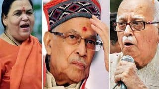 Babri Demolition Case: LK Advani & Other Accused Acquitted as Special Court Says 'Evidence Not Strong Enough'